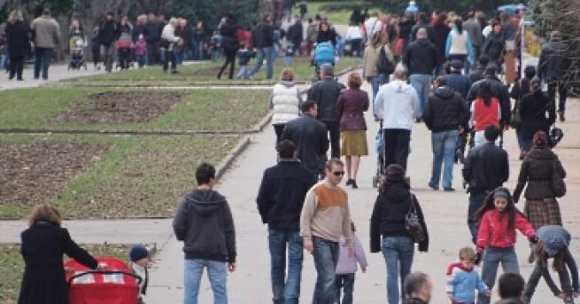 През 2030 г. 42%от населението в страната ще бъде съсредоточено
