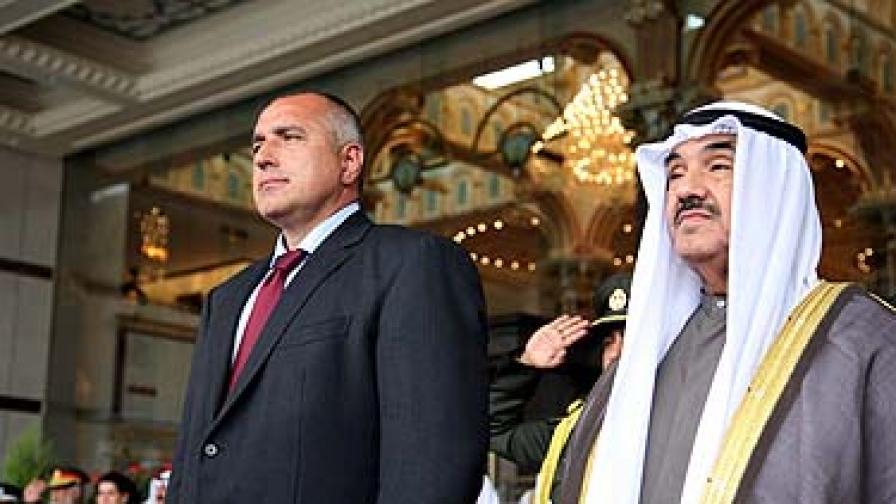 """Кувейт проявява интерес към автомагистрала """"Черно море"""""""