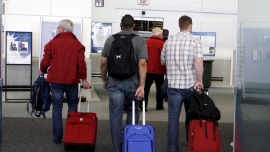 25 млн. куфари изгубени по летищата през 2009 г.