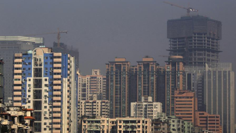 Безкрaйният град - най-значим бъдещ феномен
