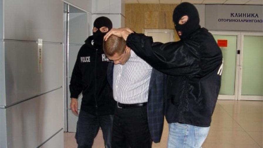 Арестуван е бившият военен министър Николай Цонев