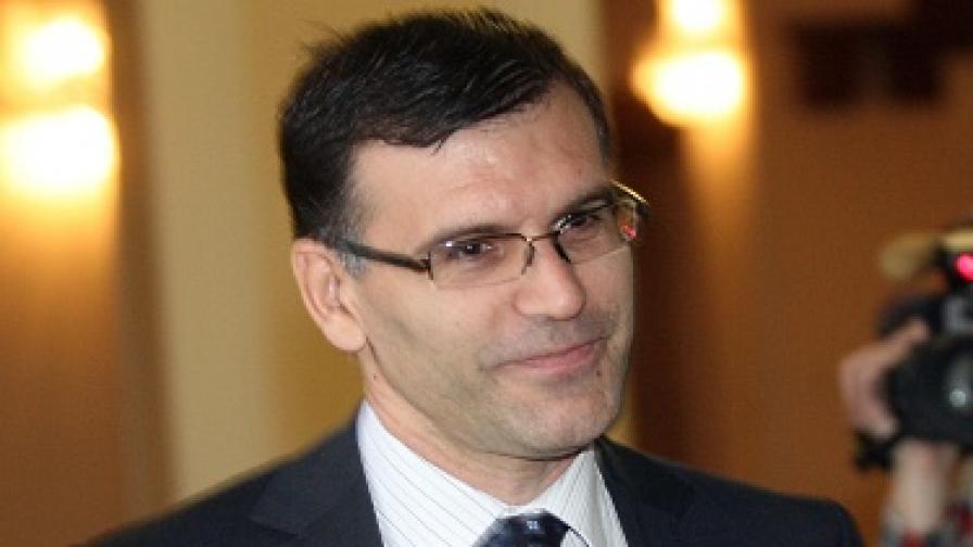 Дянков: Работим за влизане в еврозоната