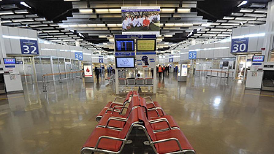Въздушният трафик над цяла Европа е объркан вече четвърти ден