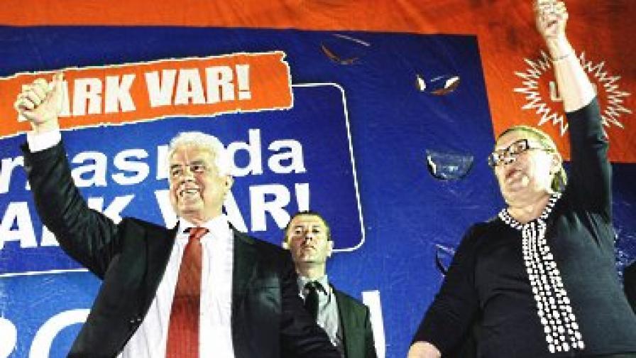 Нов президент в турски Кипър - нови проблеми