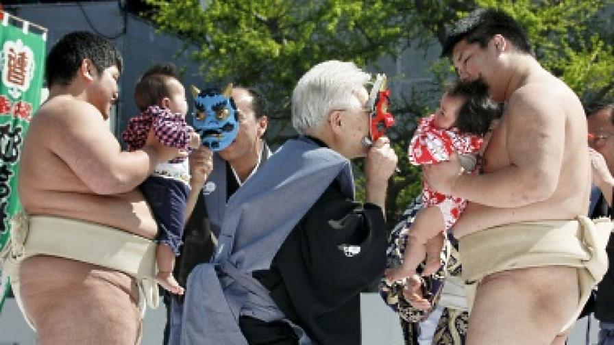 Сумисти плашиха бебета за здраве