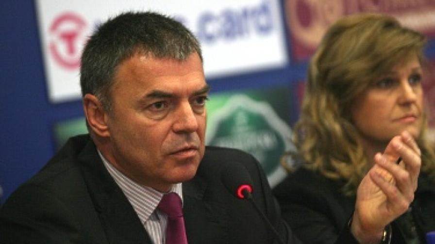 И Игнатов се противопостави на Първанов