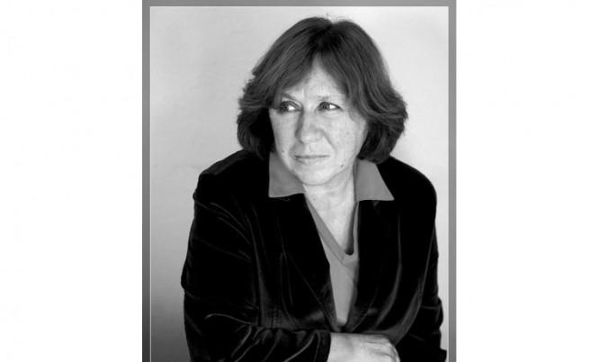 Светлана Алексиевич: Чернобил - знакът, който не разбираме