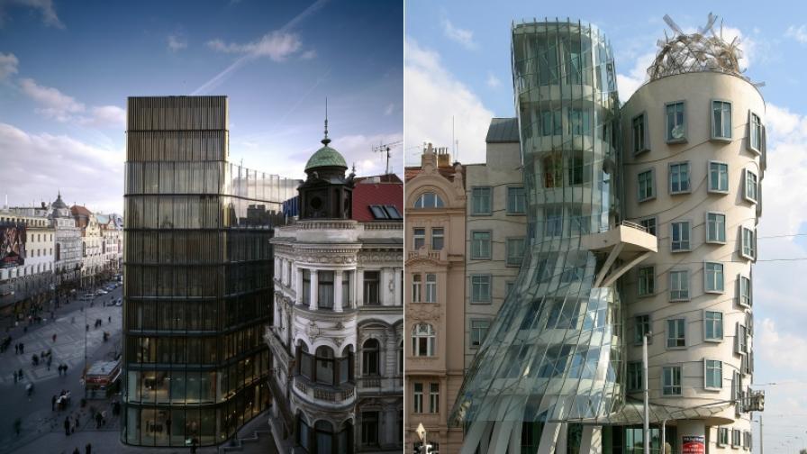 """Изложбата """"Новото лице на Прага"""" (New Face of Prague)е в Чешкия център на """"Раковски"""""""