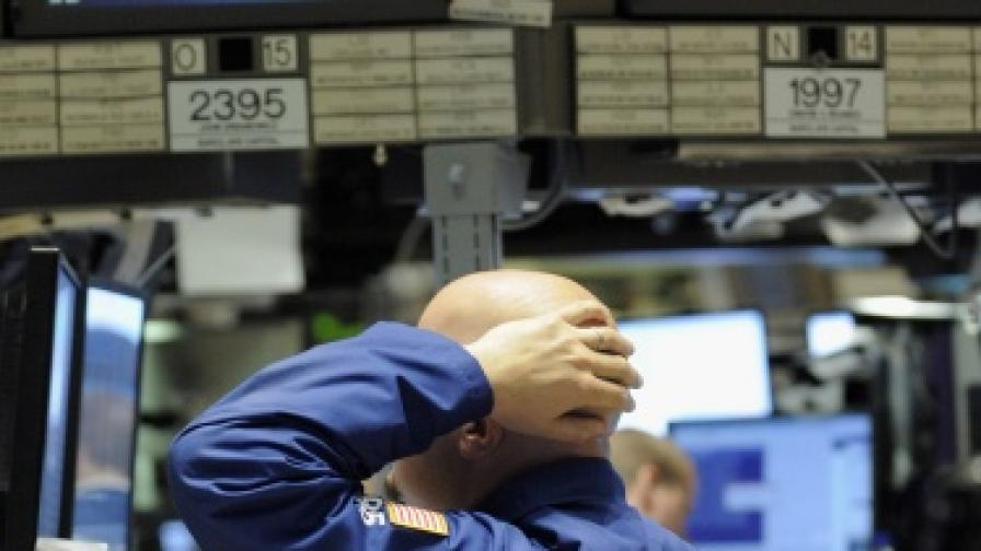 Хаосът на борсата в САЩ не бил заради кибератака