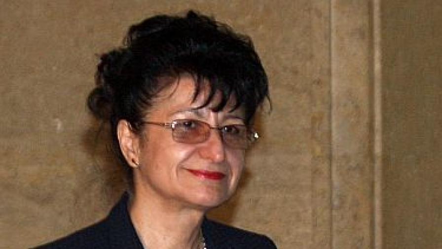 Проф. Анна-Мария Борисова