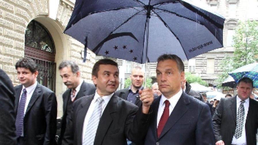 """В Унгария: """"Правилото на трите удара"""" за борба с престъпността"""