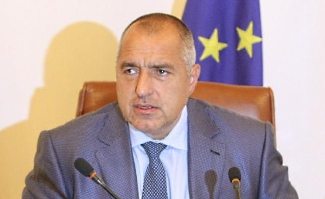 Борисов: Полицаите и митничарите да се дебнат