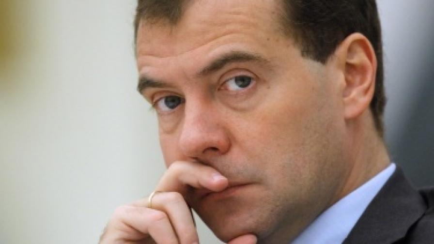 Медведев призова за нова руска идентичност