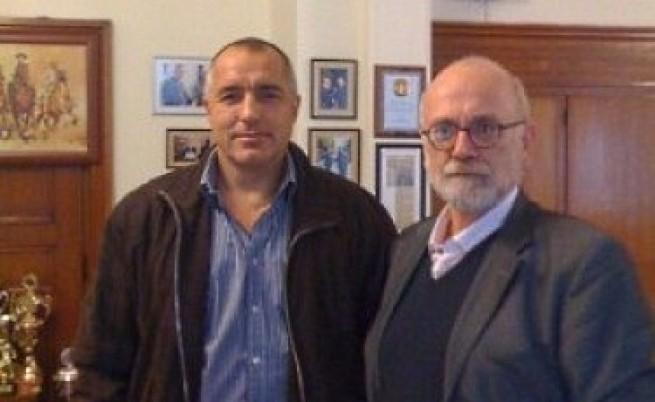 Юрген Рот: Борисов прикрива някого