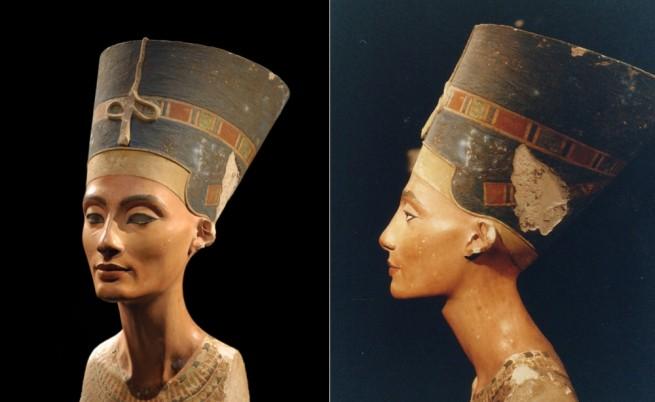 Гробът на Нефертити може да се намира в гробницата на Тутанкамон