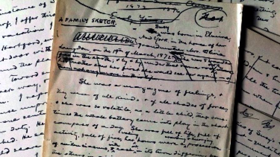 Марк Твен отваря уста 100 години по-късно