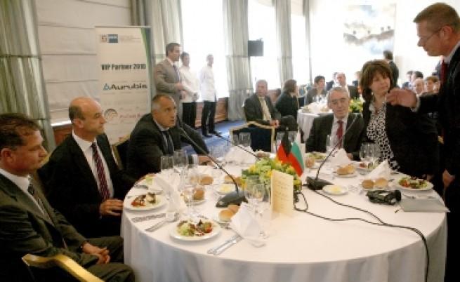 Борисов пред германски бизнесмени: Българите са ми по-мили