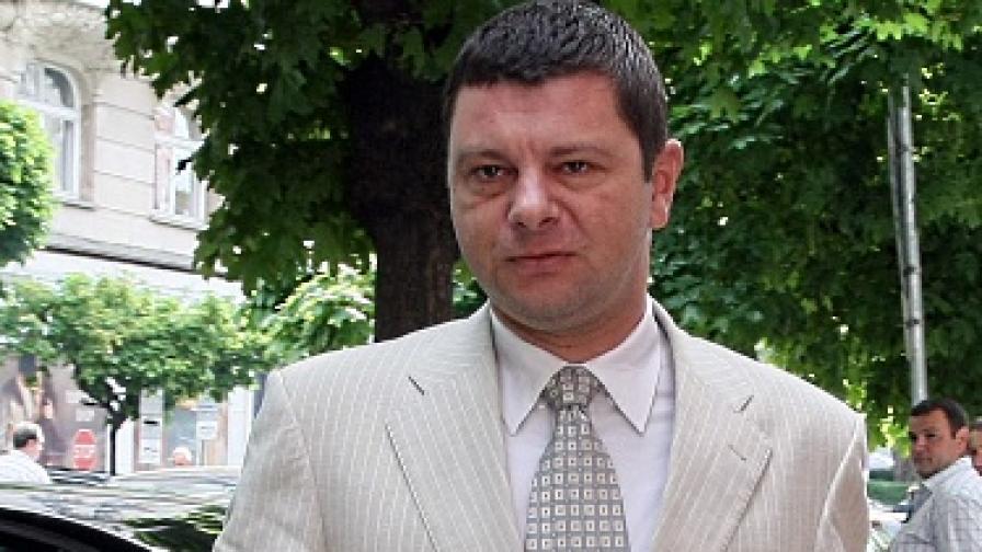 ГЕРБ ще предложат Влахов за конституционен съдия
