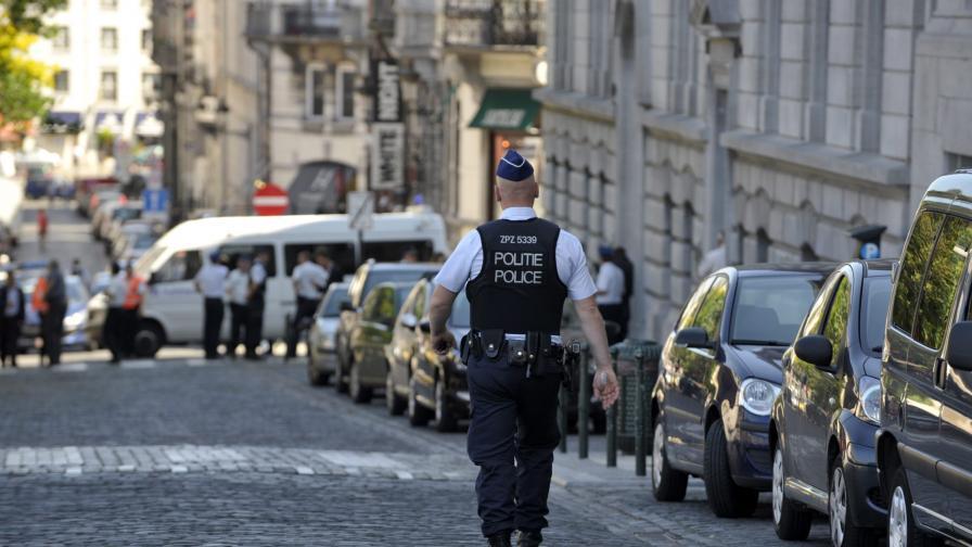 Албанец застреля служители в центъра на Брюксел