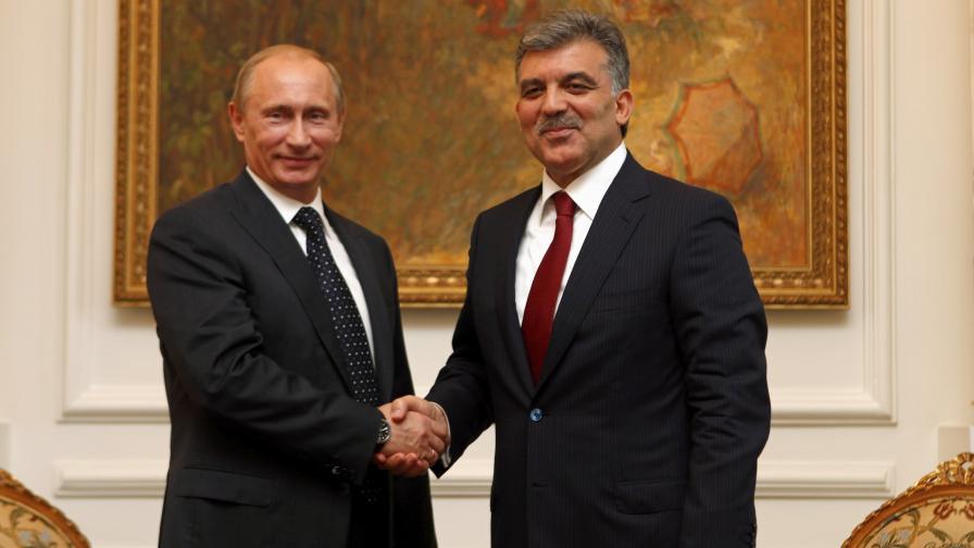 """Путин: Нека не допуснем """"нов пожар"""" в Близкия изток"""