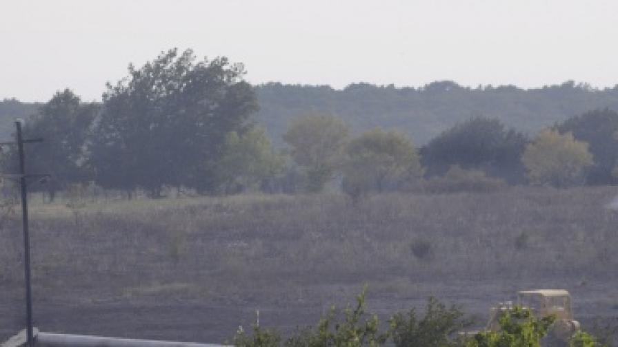Отново експлозия на газопровод в Тексас