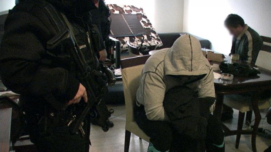 Арестуваха Росен Животното във Варна