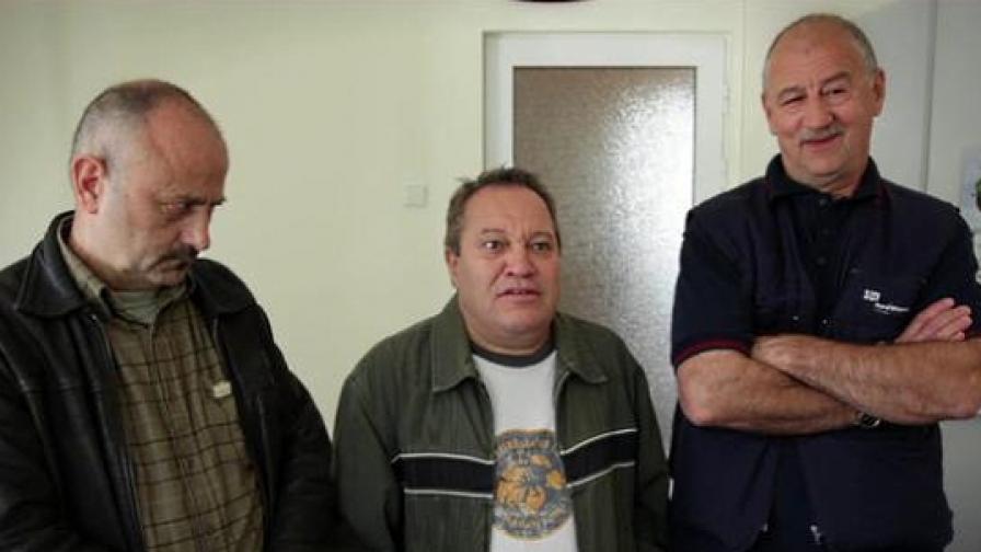 "Калин Врачански и Лора Мутишева в ""Тримата мускетари"""