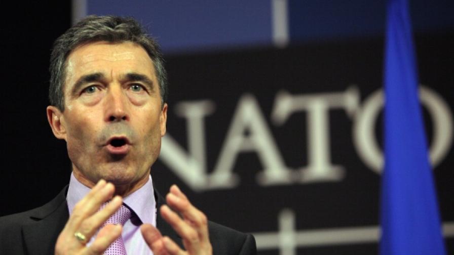 НАТО реже тлъстини, а не мускули