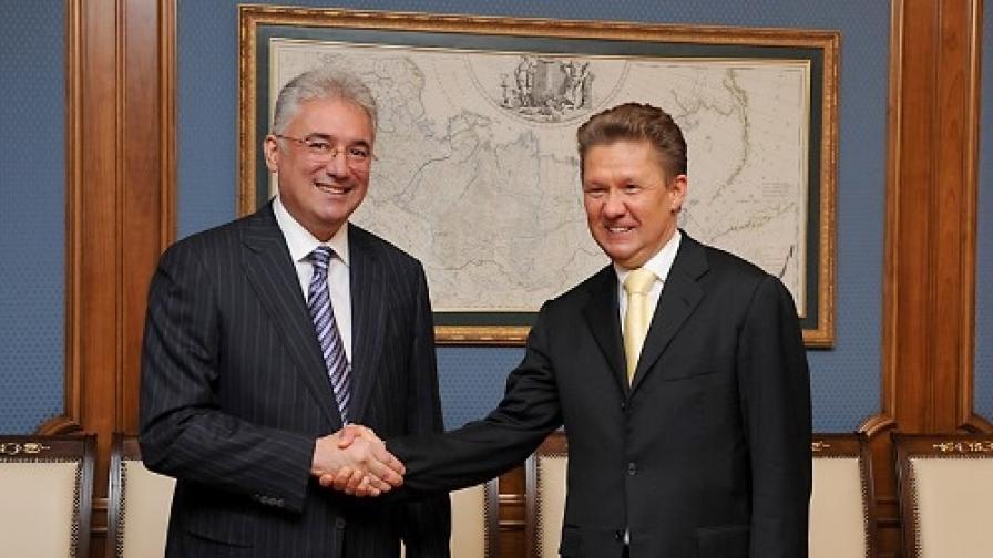 """""""Газпром"""" погледна към Румъния"""