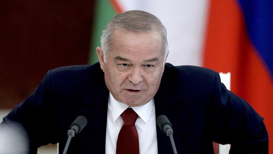 Покойният президент на Узбекистан Ислам Каримов