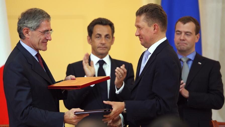 """Газпром"" и Беларус не се разбраха"