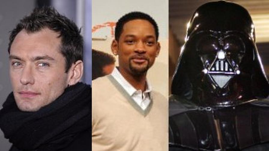 Най-готините (филмови) татковци на Холивуд