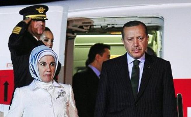 Турция (не) затваря небето си за Израел