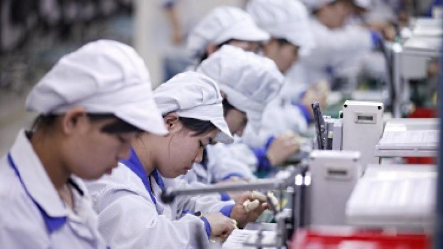 Китайската икономика расте повече от прогнозираното