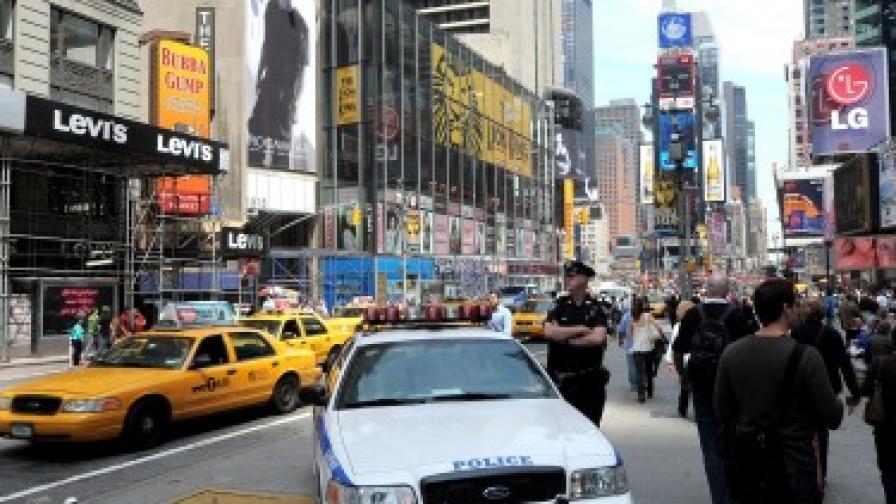 """Бомбата от """"Таймс скуеър"""" била особено опасна"""