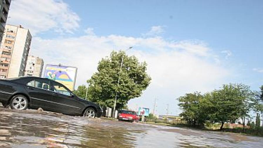 Синоптици: Трета степен опасност от валежи