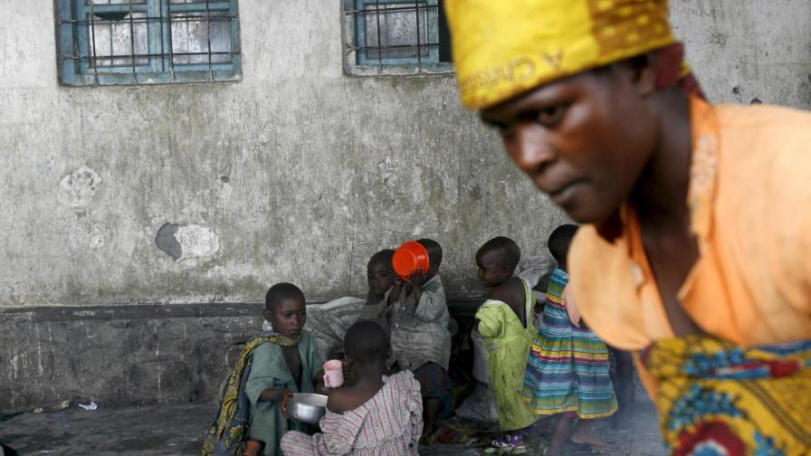 Деца вещери - нова мода обвинение в Африка