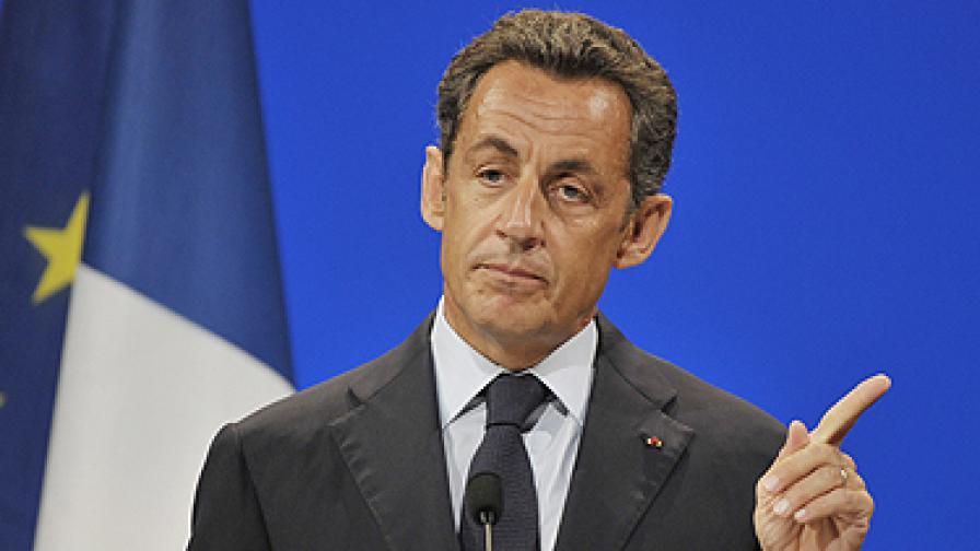 Франция връща роми в България и Румъния