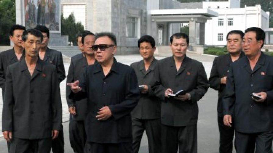 Ким Чен-ир прехвърлил авоарите си на своя син