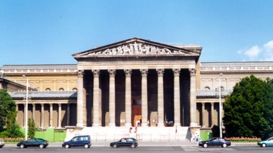 Музеят на изящните изкуства в Будапеща
