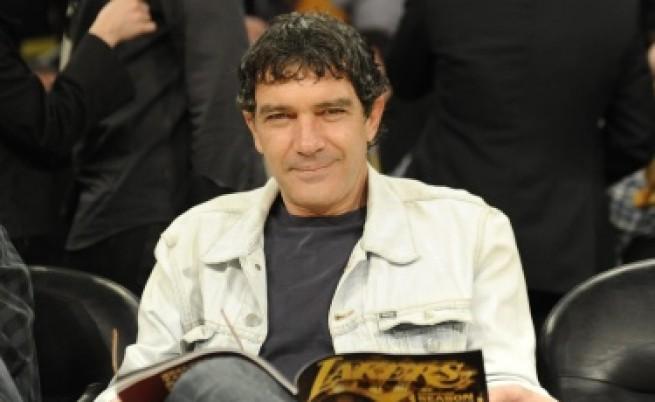 Антонио Бандерас на половин век