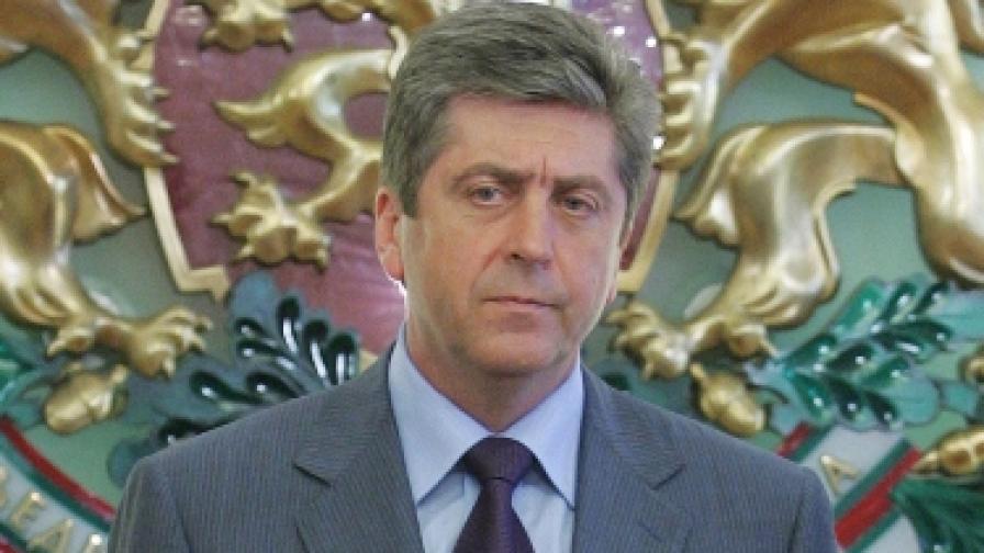 Първанов: Имаме по-интензивен диалог с Борисов