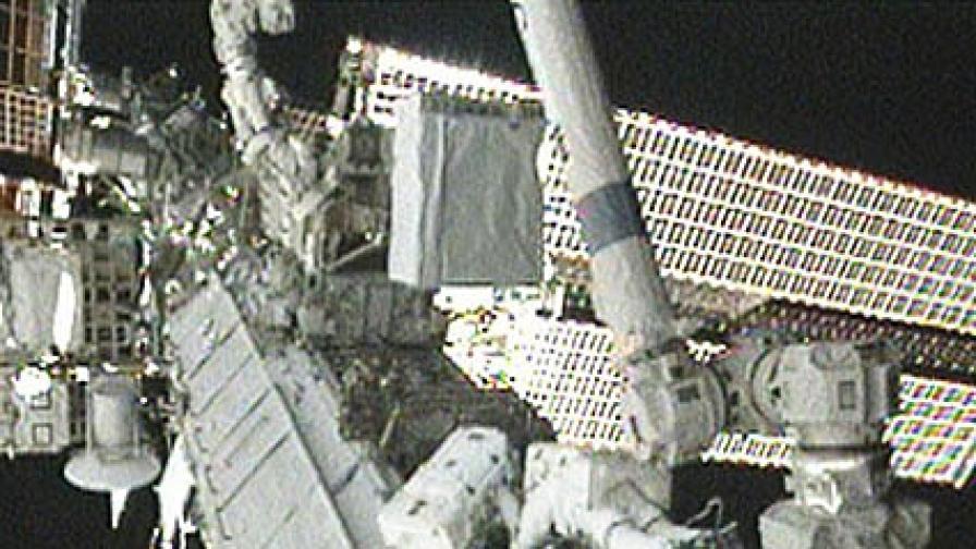 Астронавти отново са в открития космос