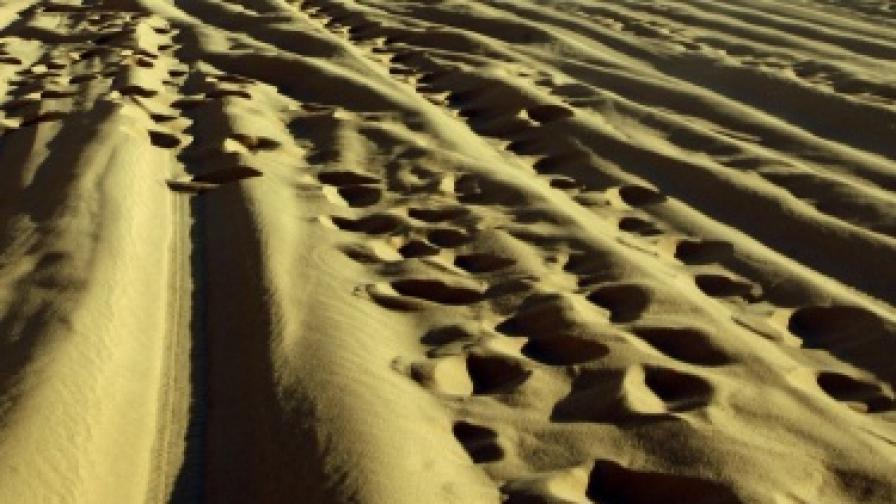 Десетилетие за борба срещу настъпващите пустини