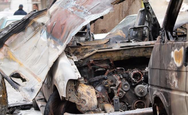 Десетки ранени при взрив в руската част на Кавказ