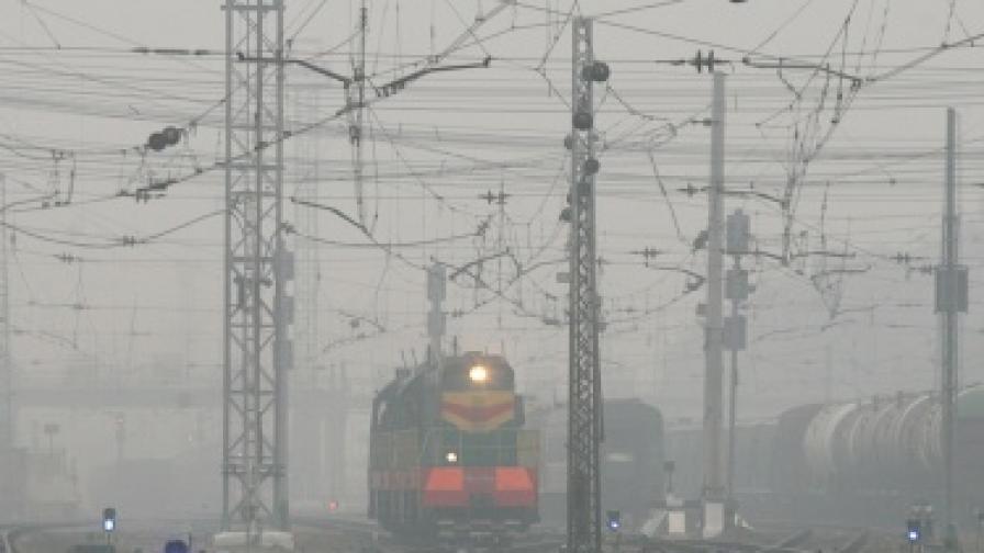 Влак от Барселона до Милано се озова погрешка в Цюрих