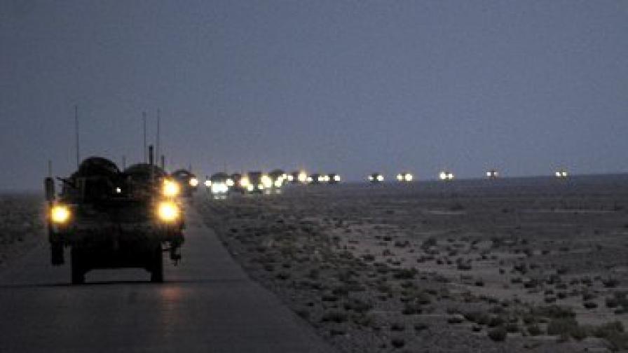 Последната американска бойна част напусна Ирак
