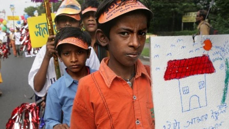 Риск от сърдечни проблеми за малтретираните деца