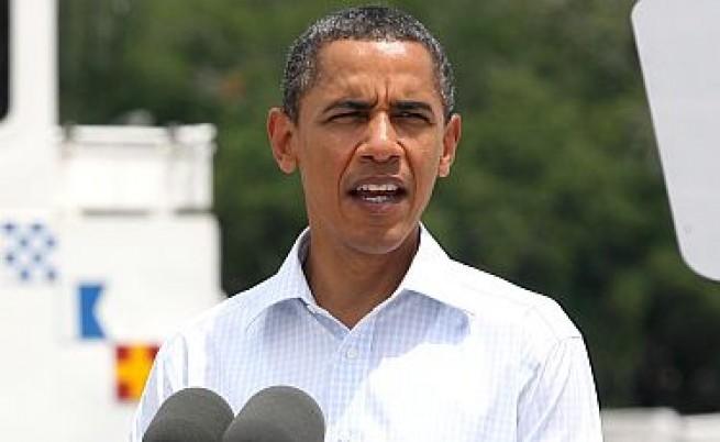 Неодобрението към Обама надмина одобрението