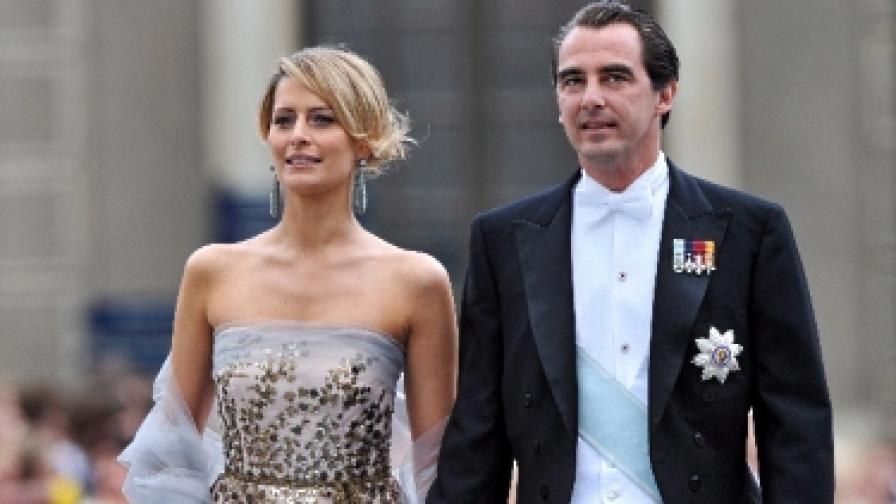 """Кралските особи на Европа се събират за сватбата на гръцкия """"принц плейбой"""""""